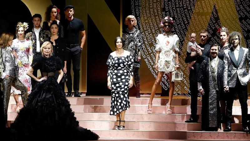 DolceGabbana Spring Summer 2019 Women's Fashion Show