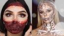💄 Best Makeup Halloween 2018 👻Top 7 Easy Halloween Makeup Scariest Ideas 18