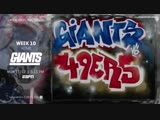 San Francisco 49ers - Monday funday. #NYGvsSF x #MNF