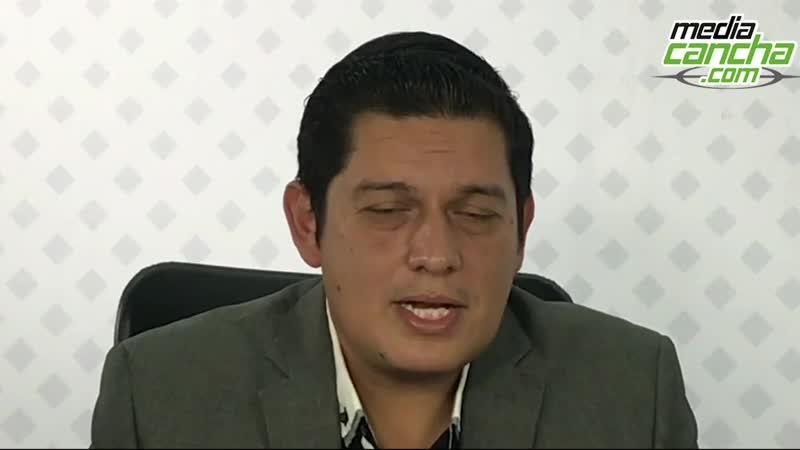 La opinión de Luis Octavio Karol respecto a la cancha del Estadio Azteca