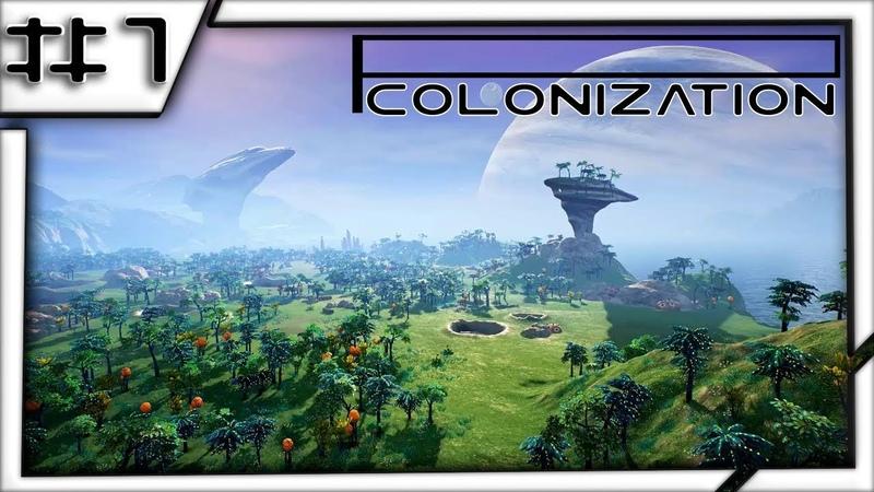 Начало|Colonization(ep.1)