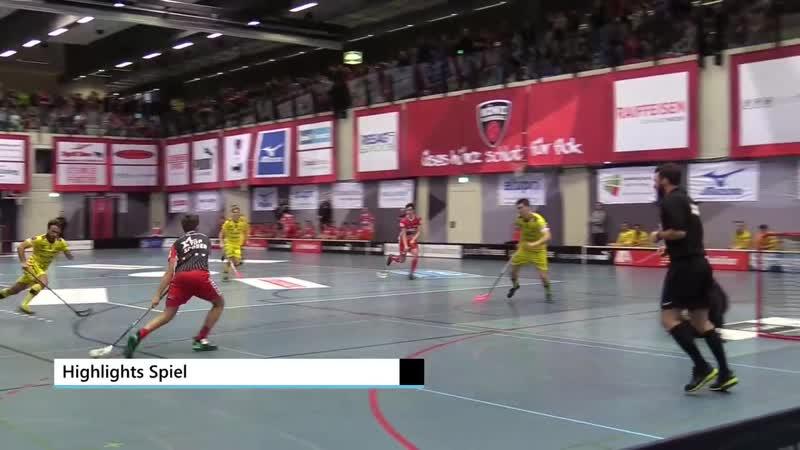 Floorball Köniz HC Rychenberg Winterthur