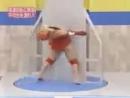 Японское шоу Вода в бассейне кипяток mp4