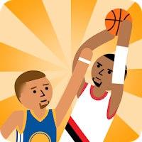 Установить  Hardwood Rivals Basketball [Мод: много денег]