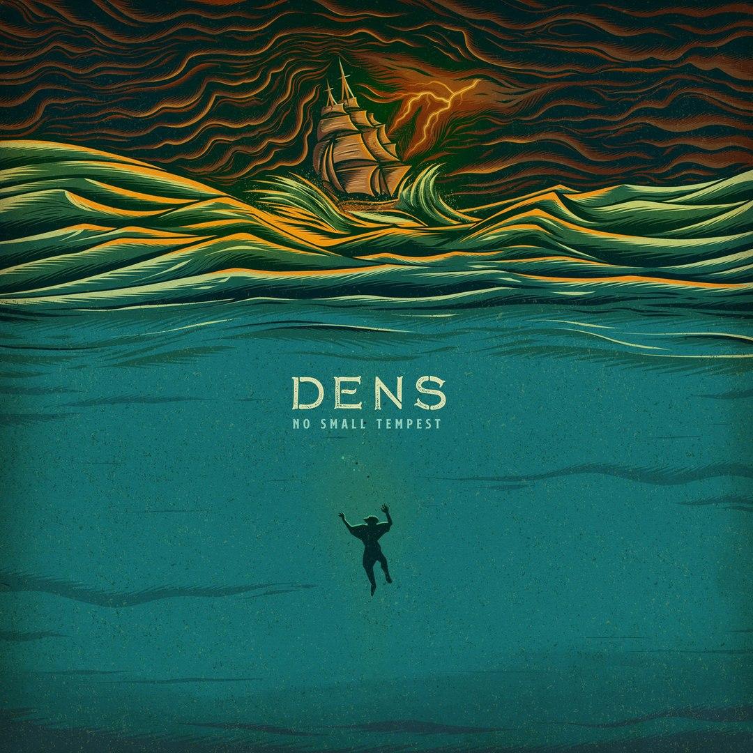 Dens - No Small Tempest [EP] (2018)