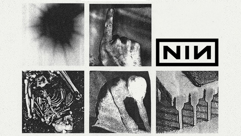 Nine Inch Nails Bad Witch Full Album HQ