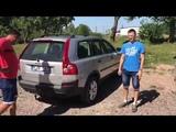 Відгук Михайла Volvo xc 90