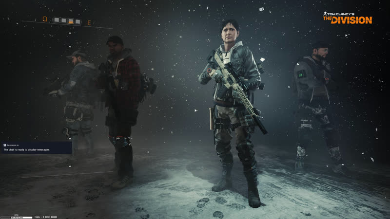 Tom Clancys The Division | Freeplay 120 | 18