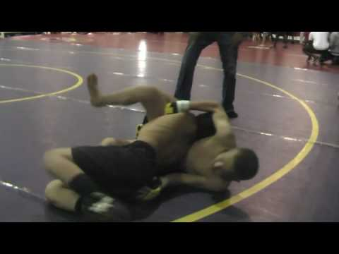 Kids MMA 2008 Nationals CJC v. JR