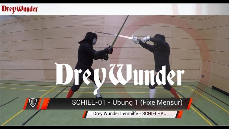 "Drey Wunder Lernhilfe - Schielhau - Begleitvideo zur HEMA Codex Artikel ""Schielhau"""