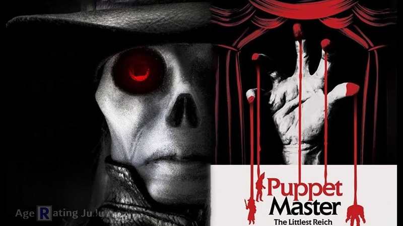 New Horror Movie 2018 Full HD Puppet Master The Littlest Reich مترجم