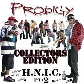 Prodigy альбом H.N.I.C. Pt. 2 (Collector's Edition)