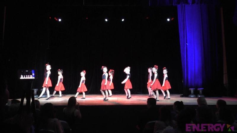 Детская хореография 5-7 лет Номер «Джаз», хореограф Наталья Рыбакова