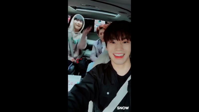 [ASTRO Twitter Update 25.04.18] Rocky, JinJin MoonBin