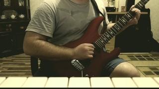И.Нагаев: Мой сегодняшний вечер пятницы 14.12.2018(импровиз)Red Stone guitar & ZOOM G3Xn processor