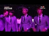 150128 K Pop Awards Super Junior - Shirt + This is Love + Mamacita