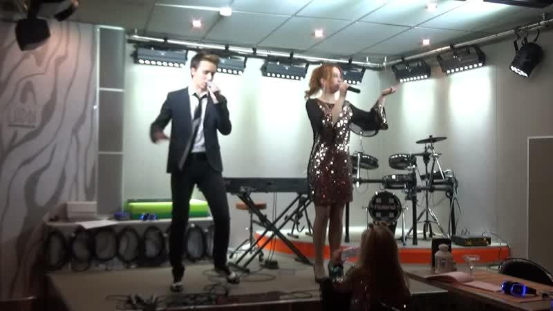 Выступление на дружеском концерте в Sound-cafe LaDы