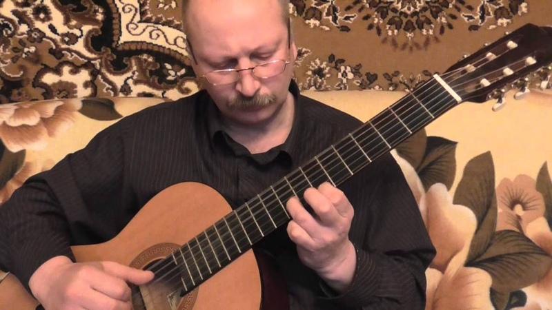 Habanera - Pascual Roch (Хабанера - П. Роч)