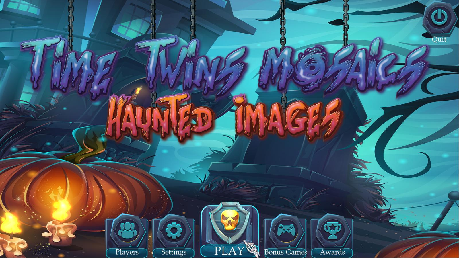 Time Twins Mosaics: Haunted Images (En)