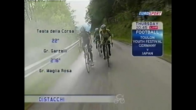 Giro dItalia 2007 stage 16 29 May Agordo to Lienz _