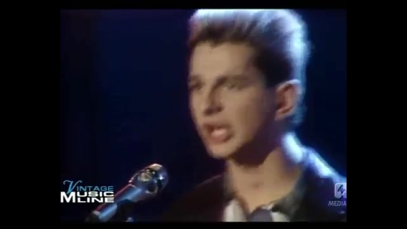 Depeche Mode - Everything counts - Superflash 1983