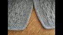 Полый шнур Еще один вариант набора петель