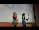 Песня Чунга чанга исп Дарья Тарасян и Артём Каменев артситы Театра песни и ВЭШС ЭКСКЛЮЗИВ ЕКБ