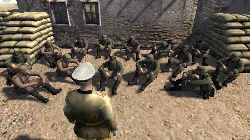 Men of war Братья по оружию 2 Ростов на дону