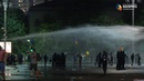 Protest cu sute de răniți jandarmii au intervenit pentru a evacua Piaţa Victoriei
