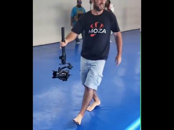 Moza Air 2 underslung Mode