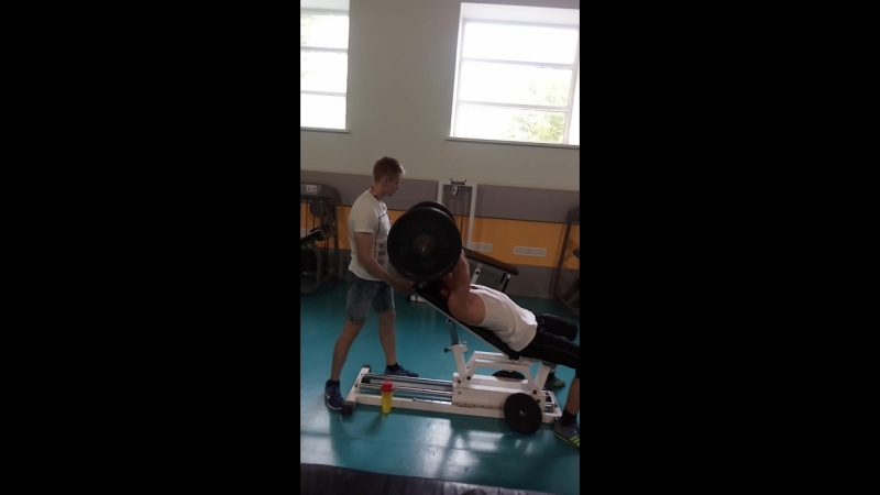 Французский поднял за месяц 25 кг