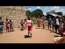 Игра в мяч. Детский лагерь Малинди 08.2018