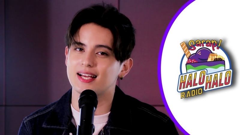 Fall in love with James Reid as he serenades us with his hit single RIGHT THERE
