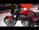 Moto Morini Milano 2018 First look and walkaround