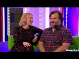 Jack Black, Cate Blanchett Owen Vaccaro interview The House with a Clock in its Walls