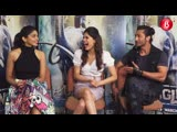 How Well Do You Know Vidyut Jammwal_ JUNGLEE Girls Pooja Sawant Asha Bhat RE