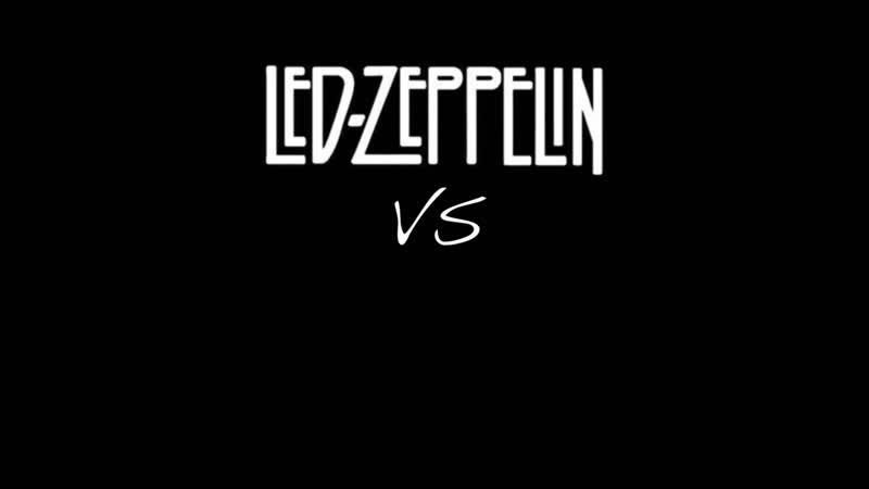 Led Zeppelin VS Black Sabbath (Guitar Riffs Battle)
