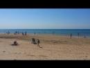 Анапа Пионерский проспект пляж Кубанская нива
