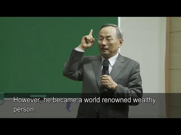 Life Scenario by CEO Park Han Gill in Atomy Success Academy