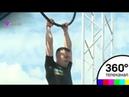 В Москве больше 1,5 тысяч человек попытали счастье на Арене героев
