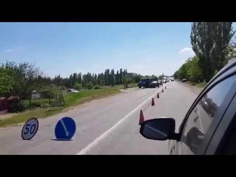 Жуткая авария в надбугском Николаевском районе