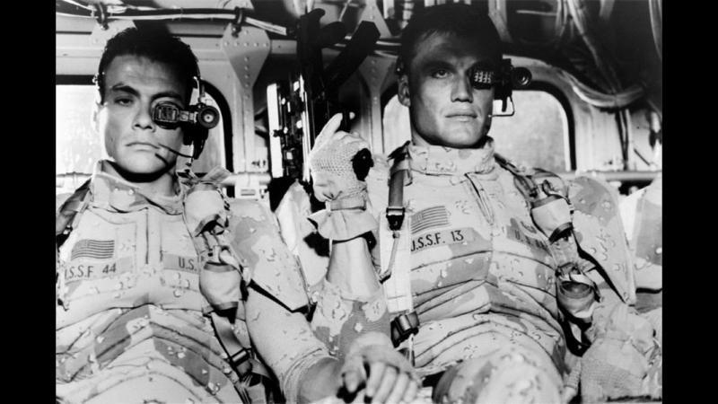 Универсальный солдат 1992. Перевод Андрей Гаврилов