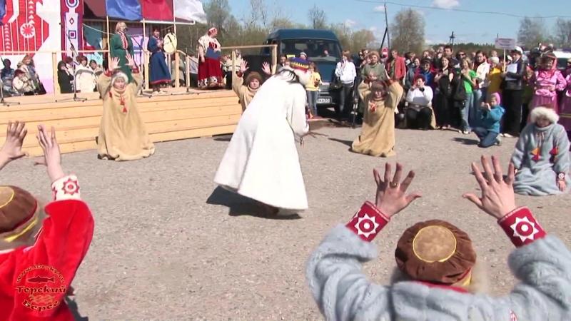 Международный Фестиваль Фольклора Баренцева Евро Арктического Региона и Регионов Северо Западного ФО