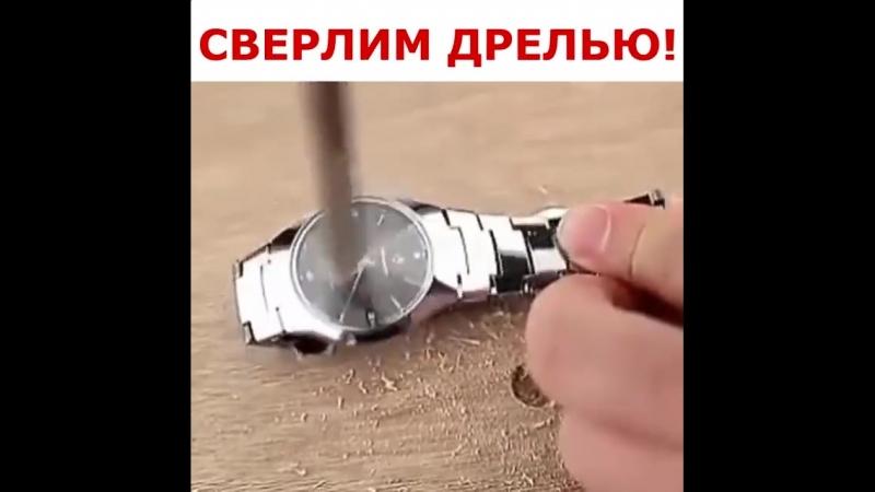 DOM ТЕСТИМ ДРЕЛЬЮ - ПИЛКОЙ -ЗАЖИГАЛКОЙ