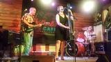 Nina Garnet - Мои пальцы верны контрабасу - Rhythm &amp Blues Cafe - 12 августа 2018