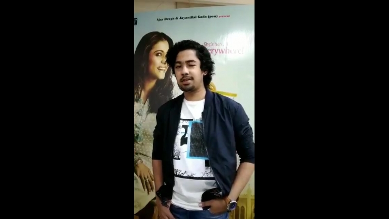 @riddhisen896 and his mumma @KajolAtUN have too many similarities Find out in HelicopterEelas YaadonKiAlmari in just a few minu