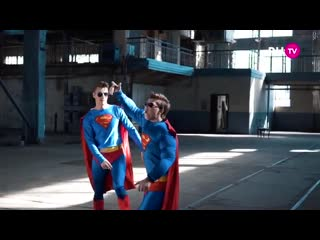 Видео со съемок клипа Алексея Воробьева и Коли Коробова