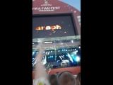 2.Араш.Праздничный концерт в Волгограде