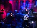 At The Drive-In - One Arm Scissor on the David Letterman Show 2000