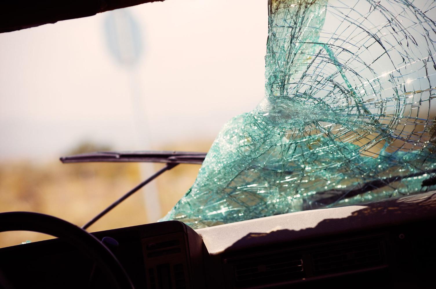 Два автомобиля разбилось в Черкесске